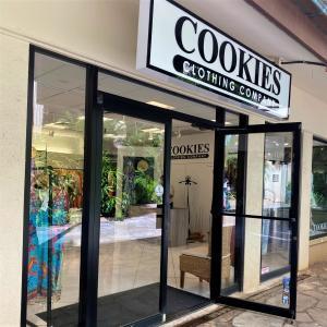 あのCookies Clothing Company がワイキキに帰って来た!