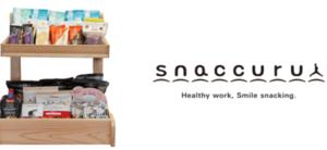 スタートアップ業界初!企業向けヘルシー間食サービス『snaccuru(スナックル)』提供開始。健康経営の実現とフードロス問題に貢献。
