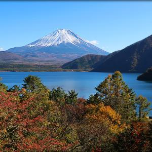 紅葉の富士山一周ドライブ★その1