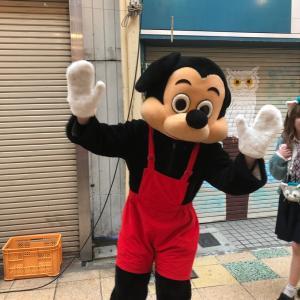 【驚愕!!】田川市伊田商店街で見たうわさのマウス!