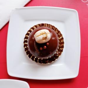ベルギー【Wittamer】本店のカフェでしか味わえないケーキ