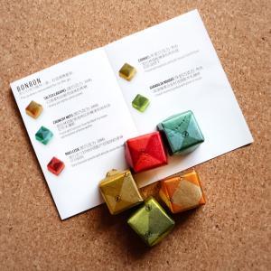 【持ち運び用】として作られたチョコレート<NEUHAUS(ノイハウス)のBONBON>