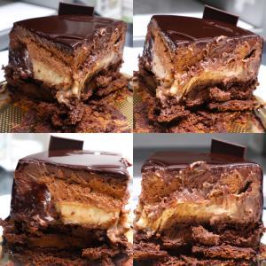 チョコレートムースケーキが好きなワケ
