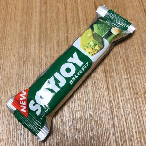 まるで抹茶ケーキ♪【新商品】ソイジョイ(抹茶&マカダミア)