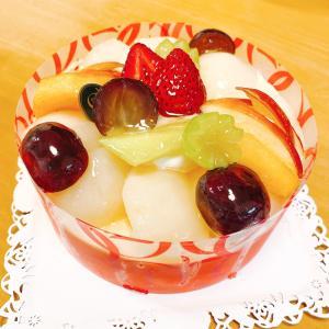 フルーツが美味しい♪新宿高野のフルーツケーキ