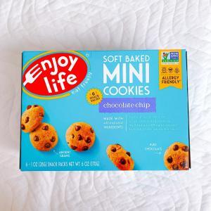 【おススメ】iHerbで購入♪ヘルシーなチョコチップクッキー
