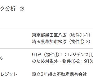 【10月25日18時募集開始】墨田区レジ用地・草加市レジ第1号ファンド第1回について