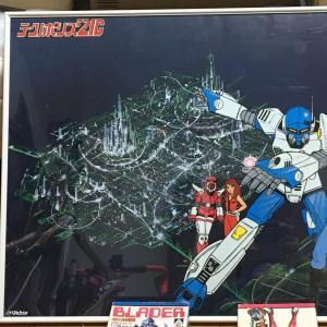 アオシマ 1/48 テクノポリス21c ロードレンジャー④