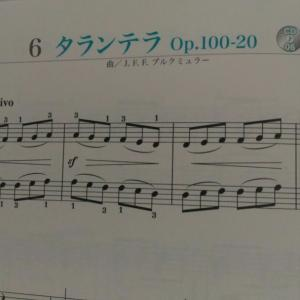 好きじゃない曲の練習。
