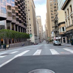 サンフランシスコの様子とコロナ関連情報