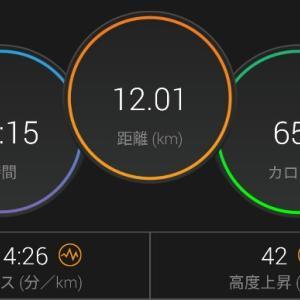 【ラン】5670(コロナゼロ)チャレンジ【430ジョグ】