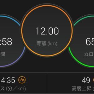 【ラン】強くなってる実感【4km×3段BU】