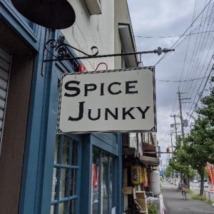 【ランチ】あっさりおいしいスパイスカレー【スパイスジャンキー】