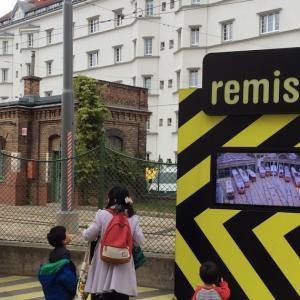 ナチスドイツと東京メトロが共存する空間(ウィーン交通博物館)