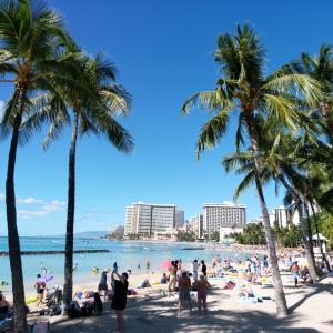 ハワイ旅行に行ってきた♪