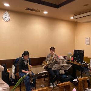 明日はクレモナの公開練習です!がんばりま〜す( ^ω^ )