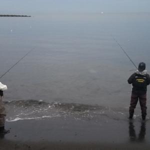 9/18 鮭釣り Ⅹ 【太平洋】
