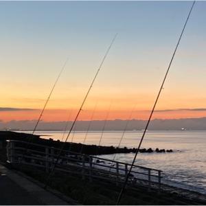 8/14 2020 鮭釣り ① 【太平洋】