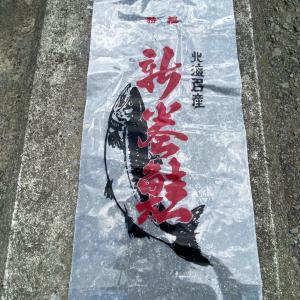 9/8 2020 鮭釣り ⑥ 【日本海】
