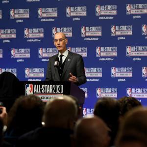 NBAがシーズンの再開にかなり「悲観的」か