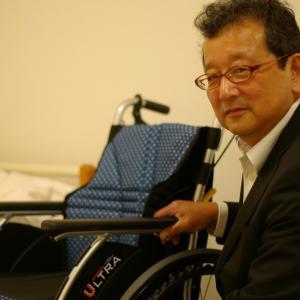 最新型車椅子に乗ってみた!自動ブレーキ装置 G・GUARD2(介護ショップわかば)