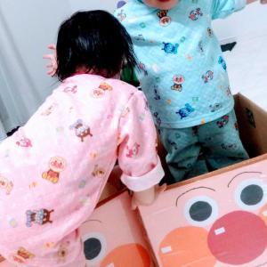 双子のお誕生日会をしました。プレゼント編。