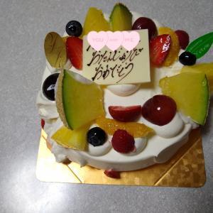 息子の9歳の誕生日