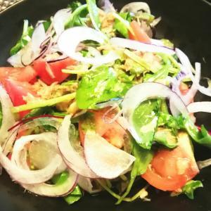 和えるだけ!トマトとツナのかんたんサラダ♡ 素材を生かして。