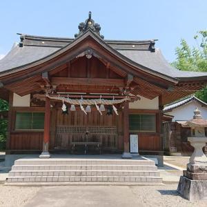 徳島 伊射奈美神社
