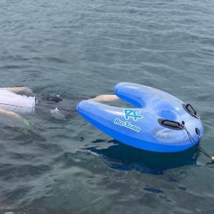 シュノーケリング 日本海