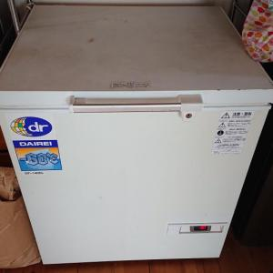 誰か要りませんか? ダイレイの超低温-60℃冷凍庫
