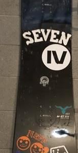 スノーボードの板を1枚処分しました