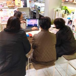 終日打ち合わせDay☆締めは写真教室(o^^o)♪