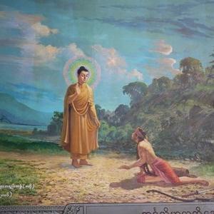 釈尊の個性的な弟子たち13(アングリマーラ)