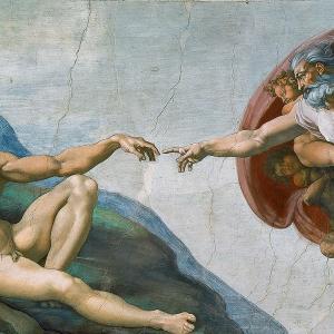 聖書と名画2(人類の誕生)