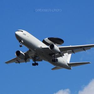 AWACS 旋回