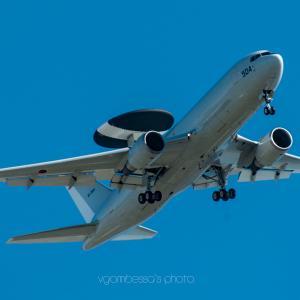 AWACS 旋回 2