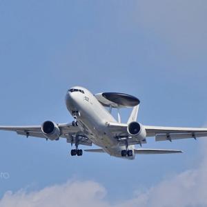 AWACS 帰還