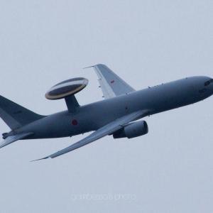 AWACS 出動