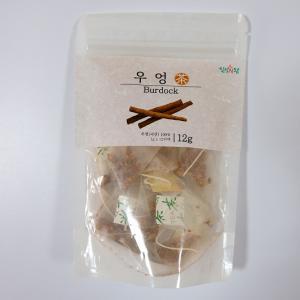 韓国土産のごぼう茶