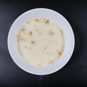 コストコのキャンベル インスタントスープ クラムチャウダー