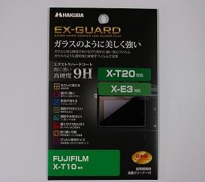 カメラ液晶保護フィルム