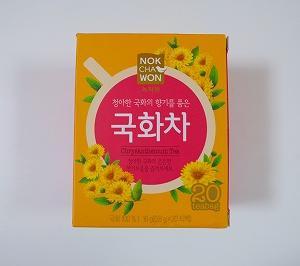 韓国の菊花茶