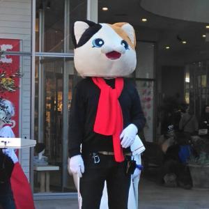 外は肌寒くても、、キャラクターに囲まれ、ぬくぬく(^^) 裏キャラクター祭り/ウェスタ川越【その3】