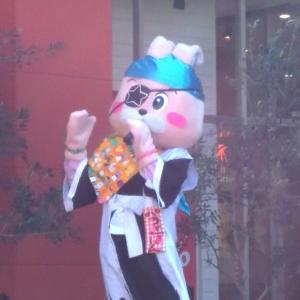 外は肌寒くても、、キャラクターに囲まれ、ぬくぬく(^^) 裏キャラクター祭り/ウェスタ川越【その2】
