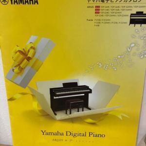 <ピアノ>  生徒さんが楽器を購入する時