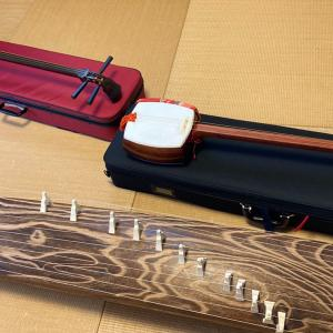 和楽器のメンテ〜楽器の手入れはとても大切〜