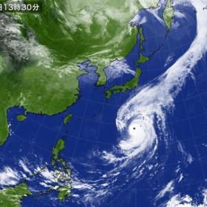 史上最凶 存在しないカテゴリー6に相当する台風