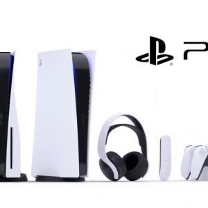 PS5の発売が待ち遠しい