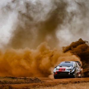 2021 WRC に 『サファリラリー』が帰ってきた